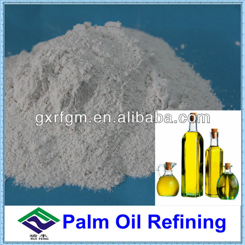 Edible Oil Refining Acid Activated Clay Manufacturer