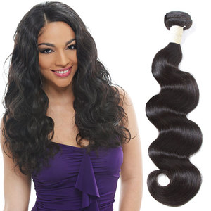 Brazilian body wave hair extension human,human hair body wave 22 inches