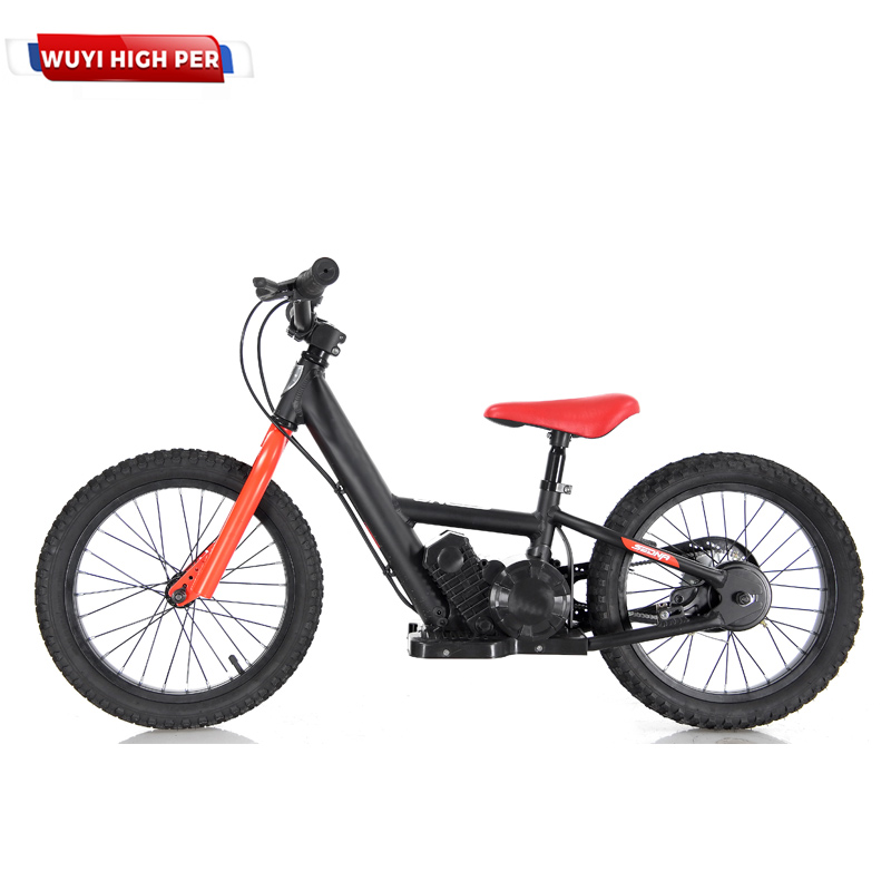 Kids 80W 120W 2V No Pedal bike Electric motor Stability <strong>Cycle</strong> balance bike