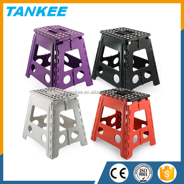 32CM Plastic Folding Step Stool Portable Small Folding Chair Outdoor C&ing Foldable Stool  sc 1 st  Alibaba & Buy Cheap China folding chair step stool Products Find China ... islam-shia.org
