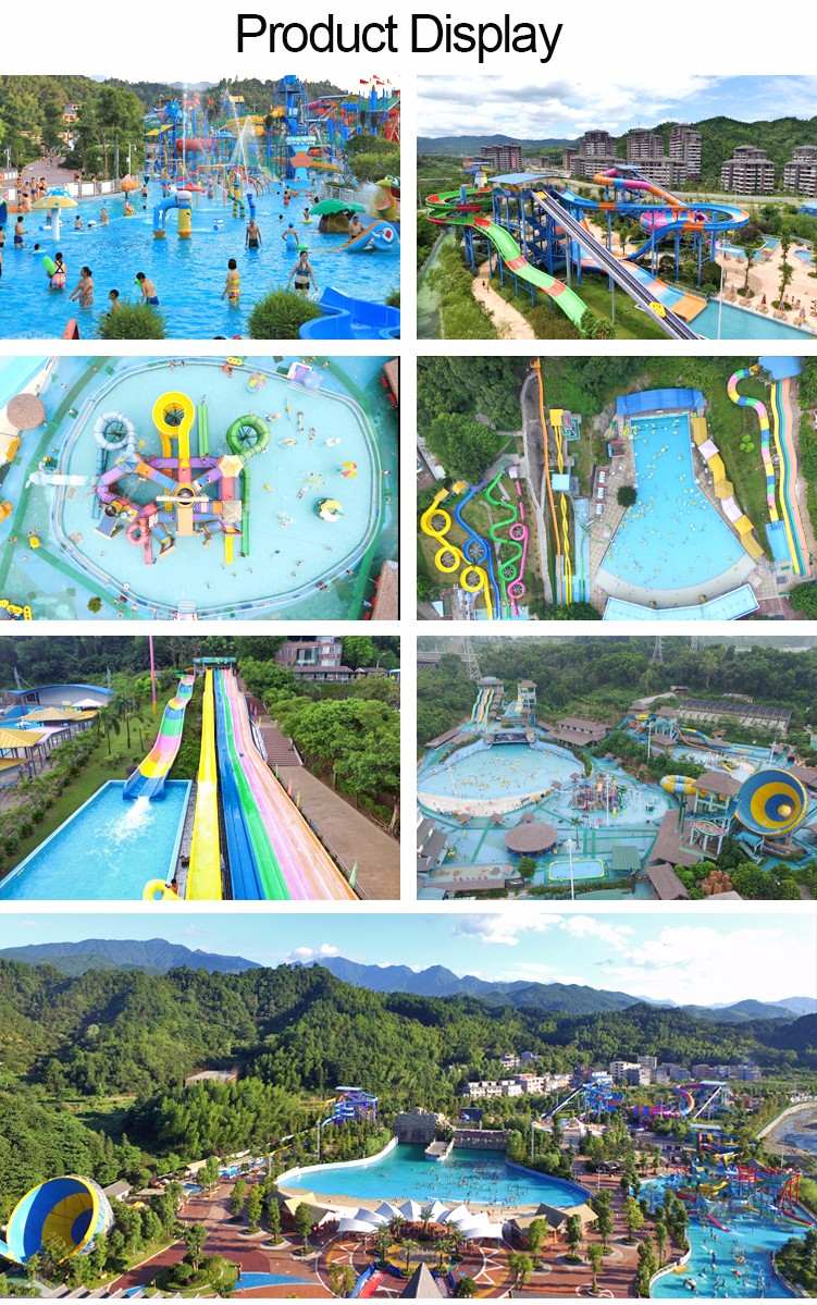 DAXIN Boa Isolação Mais Popular Resort Indoor Water Park