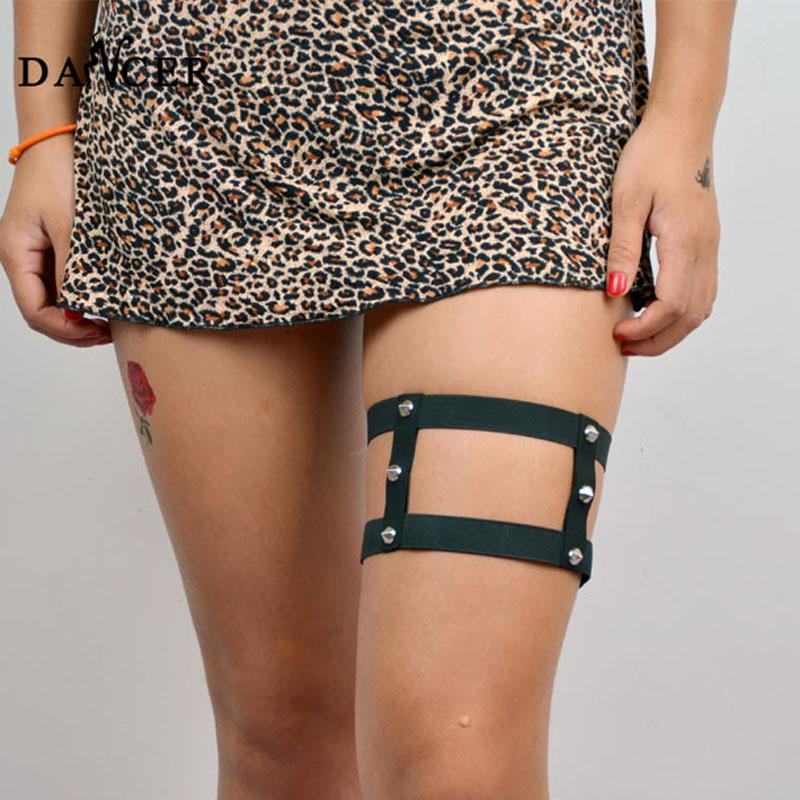 Sexy Garter Belt Legs Stocking Pics 2
