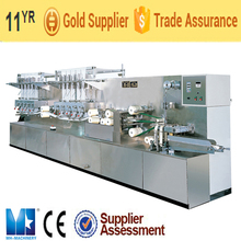 MH-200SJ-10 Supply Automatic Baby Wet Wipes Manufacturing Machine (Supplier Assessment)