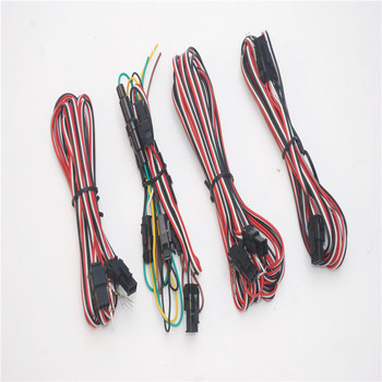 factutory custom 3 pin connector Wiring Harness_350x350 custom wire harness makers wiring diagrams control