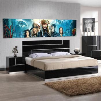 Pirates Of The Caribbean Slaapkamer.Piraten Van De Caribbean 5 Dode Mannen Vertellen No Tales Portret Canvas Wall Art Voor Slaapkamer Buy Wall Art Canvas Wall Art Canvas Wall Art Voor