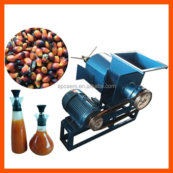 Henan Sanbang 300kg P H Palm Oil Mill With List Of Palm Oil ...