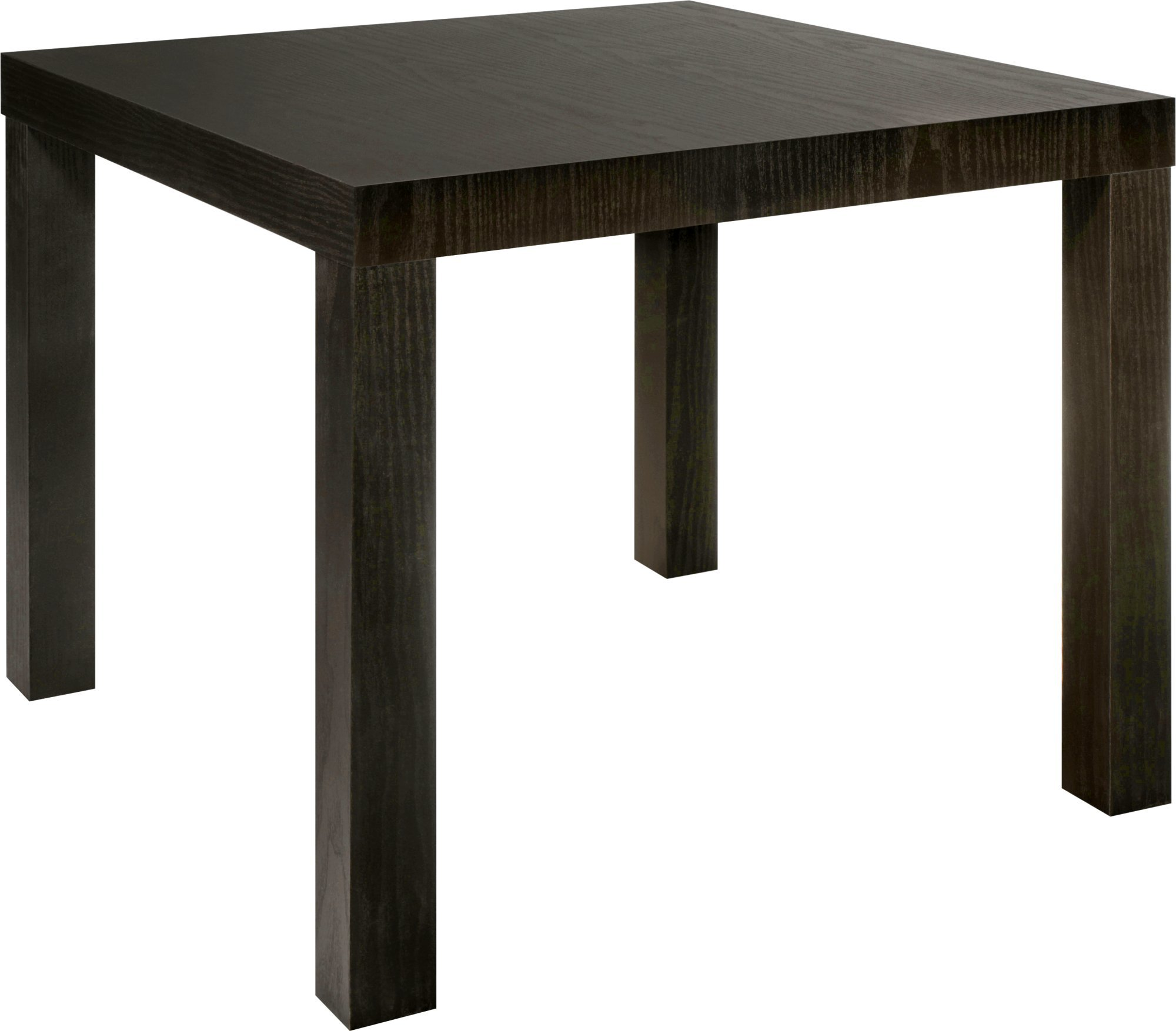 DHP Parsons Modern End Table, Multi-use Toolless Assembly, Dark Espresso