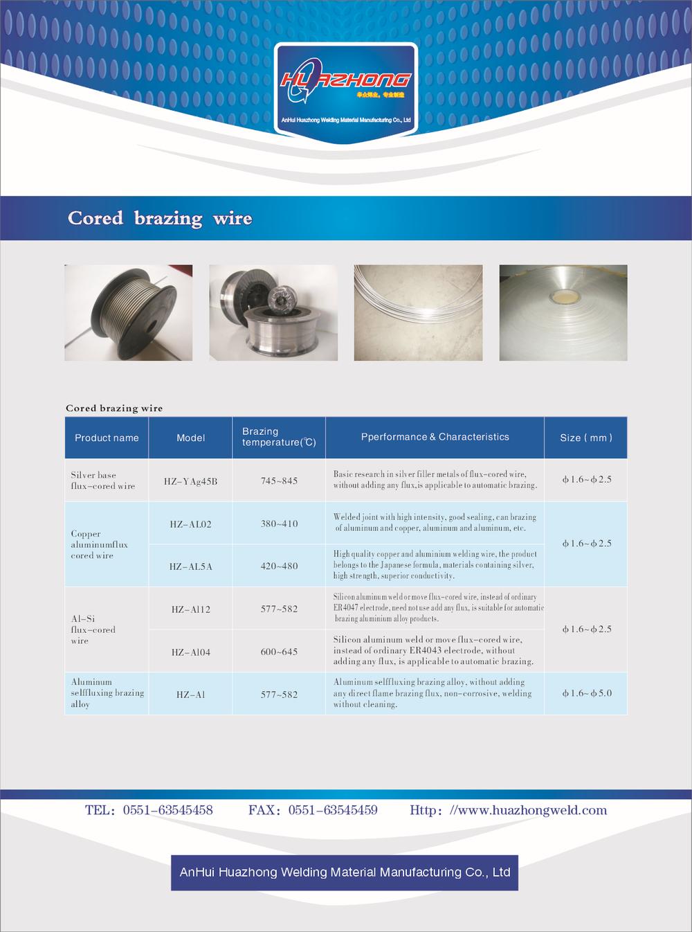High Quality Aws A5.20 E71t-1,E71t-11,E71t-gs Flux Cored Welding ...