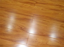 Commercial 8mm ac4 hdf fire resistant laminate flooring