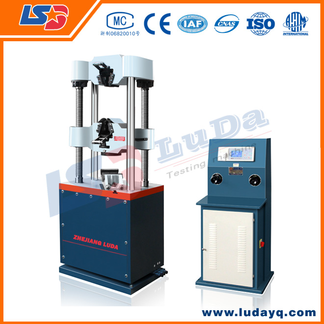 Price of WE Series Tensile Parts Of Universal Testing Machine//Fatigue Testing