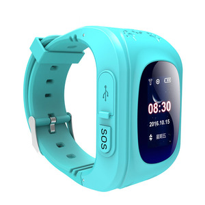 Wholesale CE ROHS Android Q50 SOS Child GPS Tracker Kids Baby Smart Watch for Kid