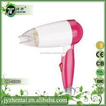 Foldable Hair Dryer Steam Hair Dryer Mini Size Hair Blower Dryer