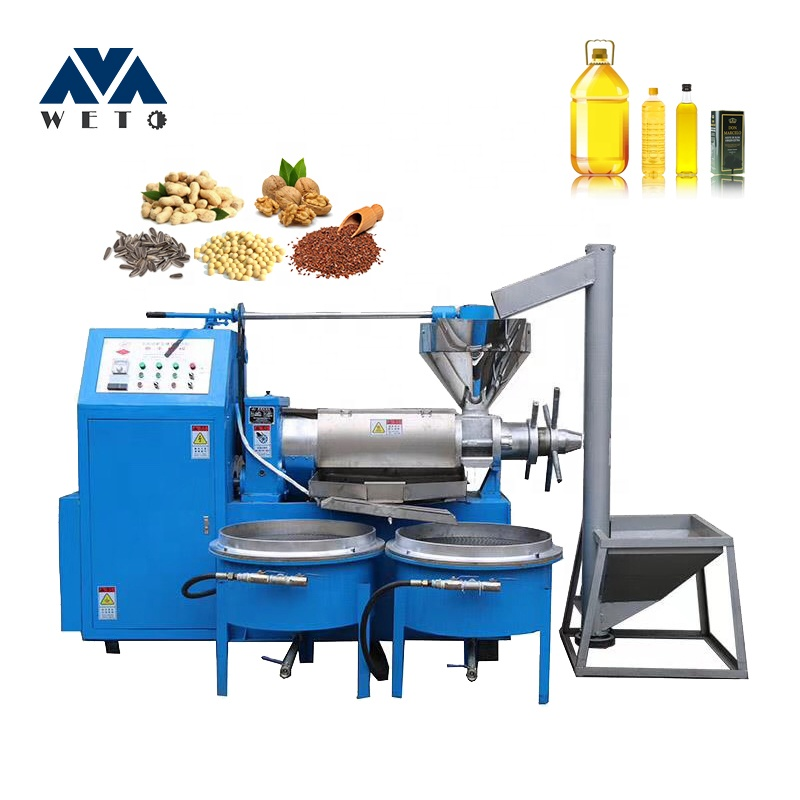 Cheap Factory Price groundnut oil extraction machine ground press nut making