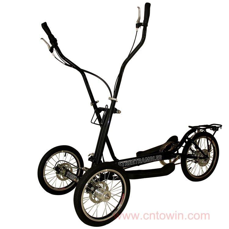 2017 Hot Sell Three Wheels Street Bike Strider Elliptical ...