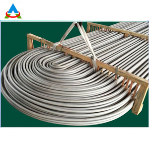 Durable stainless steel U bend tube & coil tube for heat exchanger
