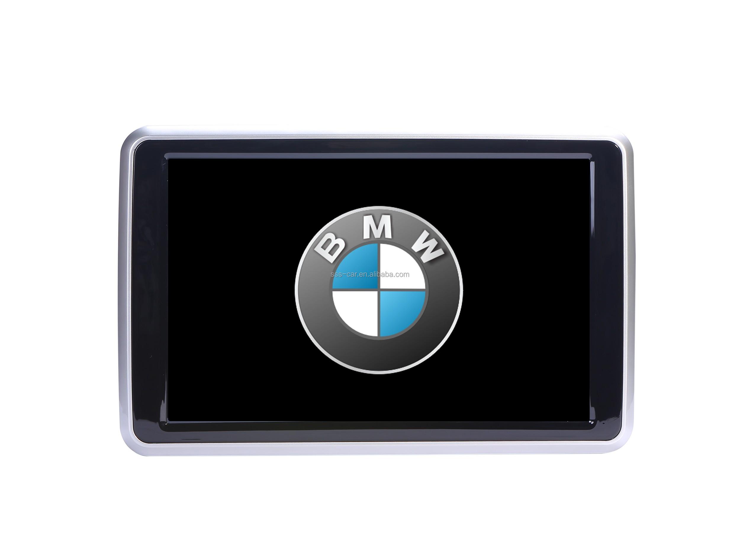 למעלה מסך HD 10.1 אינץ לרכב משענת ראש DVD עבור מרצדס-רכב וידאו-מספר ZO-74