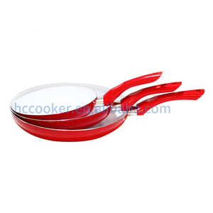 Ceramic Non-stick coating Aluminum Skillets/Fry pan set