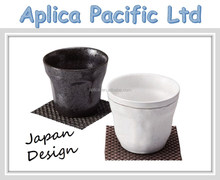 BLACK & WHITE JAPANESE PORCELAIN MUG SETS