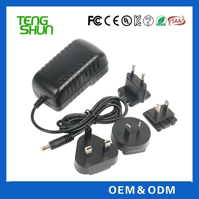 cheap 12v 3a CCTV/Camera wall plug power adapter