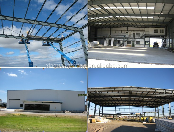 Steel Structure Workshop Warehouse Design And Manufacture from China