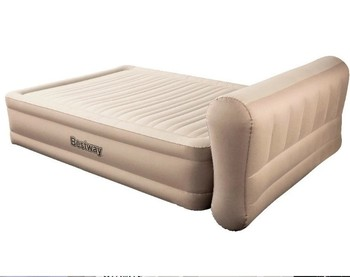 7f1b8768159b Bestway 69019 Inflatable Air Bed Indoor Air Mattress Queen Size ...