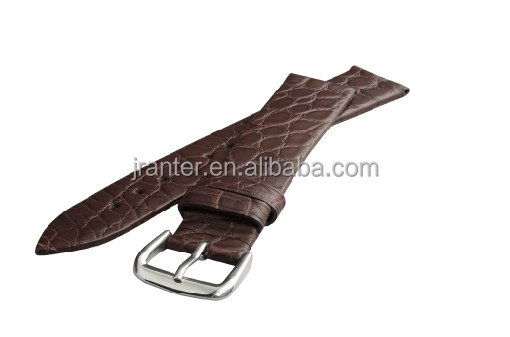 Strap/Watch Band/Watch Chain for Apple Watch 100% Authentic Crocodile Leather