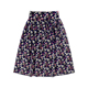 Baby Girl Infant Long Maxi Skirt Floral Printing 0-6 Years Baby Clothing Dresses
