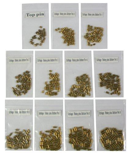 200 Schlage Bottom Pin #7 Rekey Pin Rekeying Pin Kit