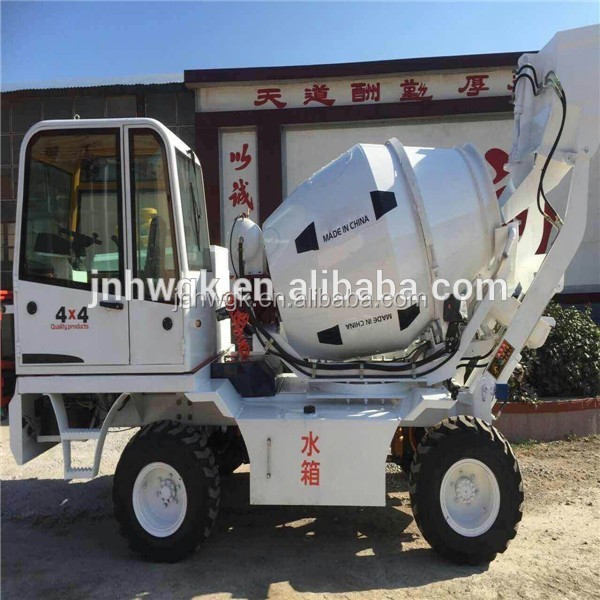 Mini Cement Trucks : Cubic meters small concrete mixer truck for sale buy