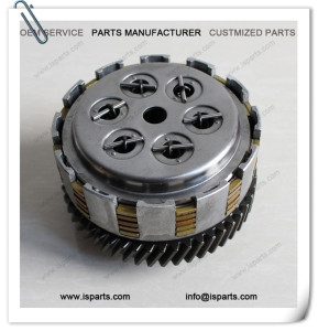 High Performance Motorcycle parts AX100 clutch