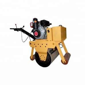 High quality 3 Ton Double steel wheel Hydraulic Vibratory Road Roller for sale