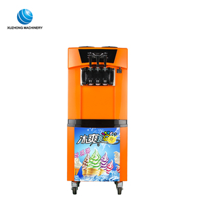 china factory commercial soft ice cream maker for sale