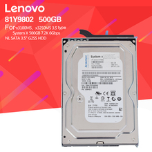 81Y9802 7.2 K <span class=keywords><strong>SATA</strong></span> G2SS <span class=keywords><strong>HDD</strong></span> 3.5 500 GB Server Internal Hard Disk Drive