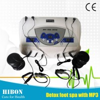 New Products Of Detox Foot SPA And Foot Detox Machine Ion Cleanse