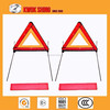 fold up red reflector warning triange sign