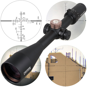 Vector Optics Taurus 5-30x56 German Hunting FFP Rifle Scope with 0.1 MIL Telescopic Sight Long Range Riflescope Sniper Tactical