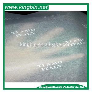 MF/MG custom printing logo design tissue paper Sheet soft silk tissue paper wholesale