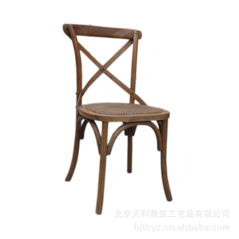 Spot Wholesale Export Of High Grade Oak Chair French Style