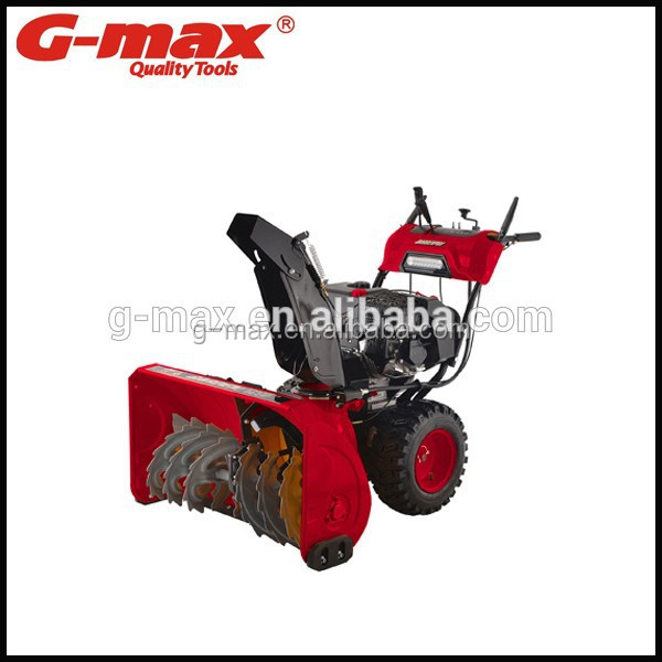 G-max Gasoline Snow 6.5HP Thrower Snow Blowers On Clearance GT-SB196