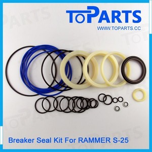 RAMMER S25 S25N Breaker Seal Kit RAMMER S25 S25N Hammer Seal Kit