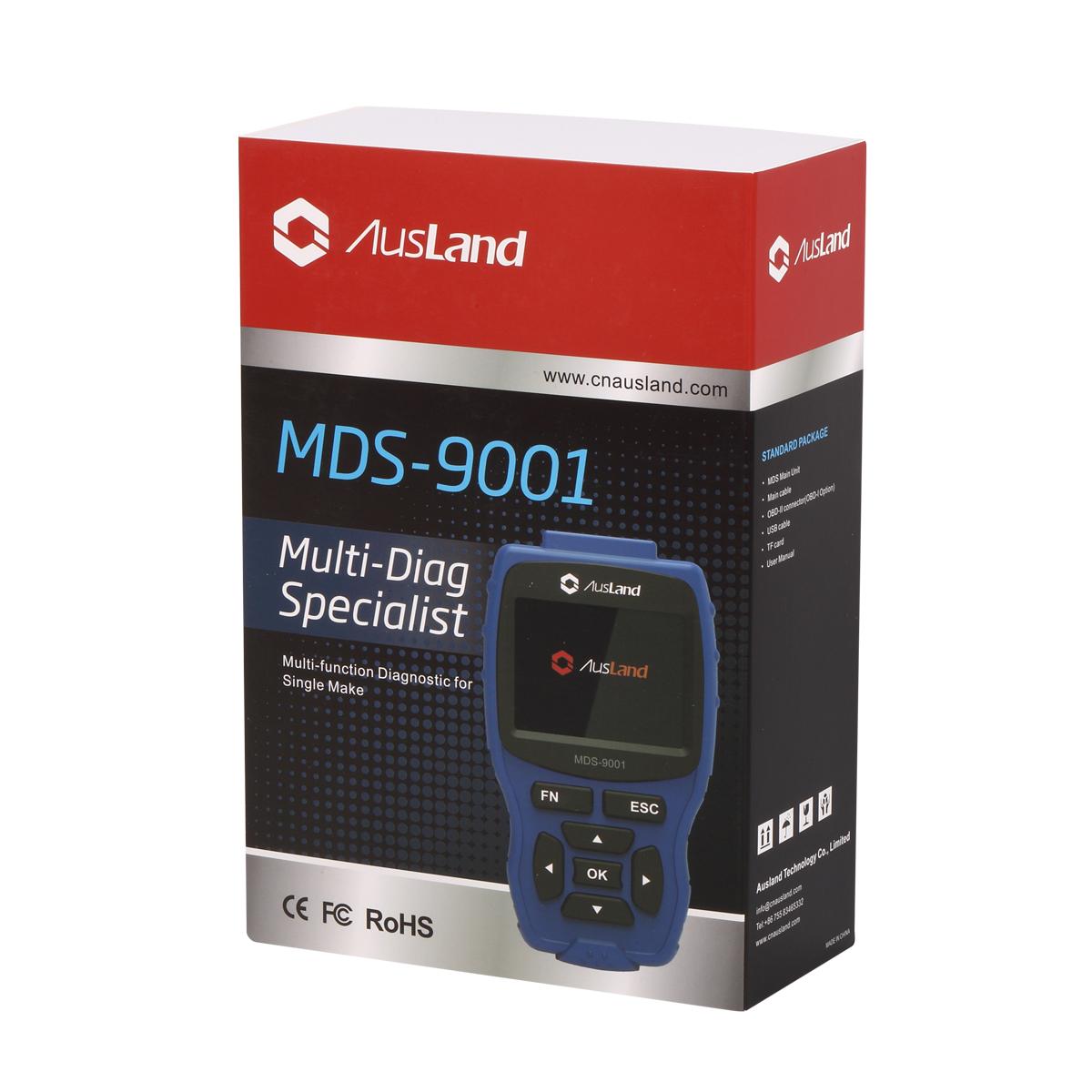 mds 9001-7