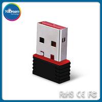 150Mbps USB 2.0 Wifi Usb Network Adapter Wireless Network Card 802.11 b/g/n 2.4GHz