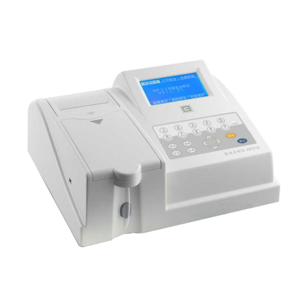 Composite materials Semi Auto Chemistry Analyzer