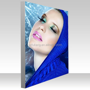 Aluminum Profile Fabric Light Box Display Solutions For Retail Display And Trade Show