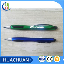 LED light up logo pen