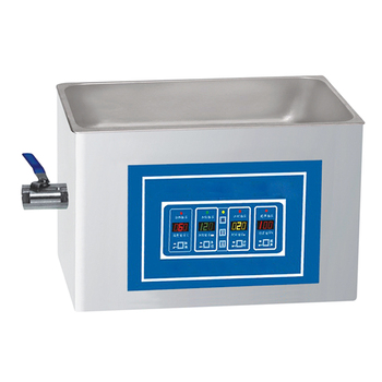 Jewelry dentures ultrasonic cleaner 3L Double frequency-Digital ultrasonic cleaner