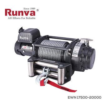 Runva Electric Winch For Jeep,Truck&suv Ewn17500u - Buy Winch,Runva  Winch,Electric Winch Product on Alibaba com