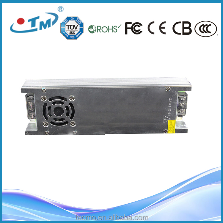 Special packaging my power supply food led driver 12v 250w