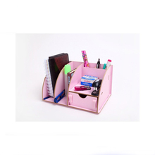 2017 Tavolo FAI Da TE Multifunzione In Legno Hollow Libri File cassetto/Make-up Estraibile <span class=keywords><strong>Collection</strong></span> <span class=keywords><strong>Organizer</strong></span>/Sveglia Desktop Storage Box