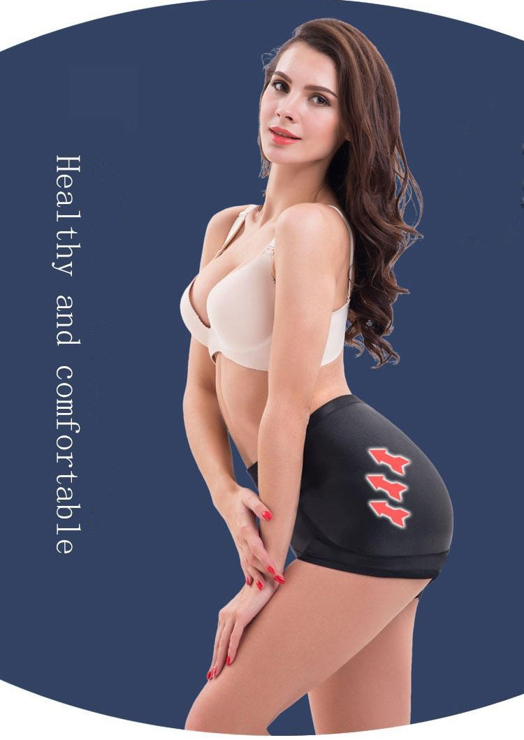 Women Butt Lifter Padded Buttocks Panty Tighten the Hips Control Brief